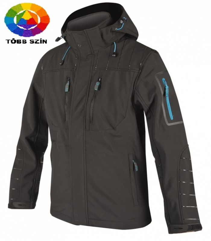 4TECH SOFTSHELL KABÁT - 17 000,- Ft